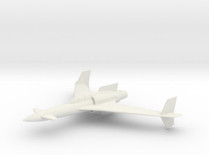 F-83U Fulmar Interceptor 3d printed