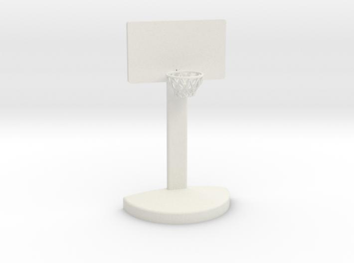 Printle Thing Baskethoop - 01 - 1/24 3d printed