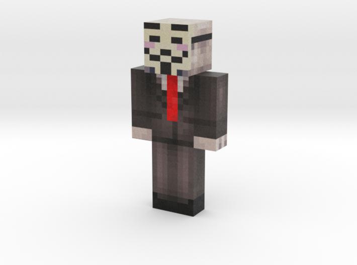 vortex | Minecraft toy 3d printed