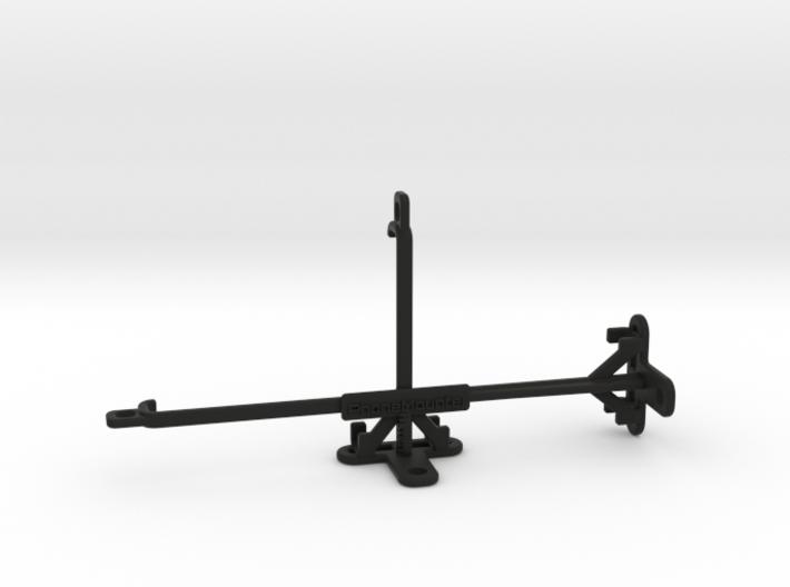Motorola One Vision tripod & stabilizer mount 3d printed