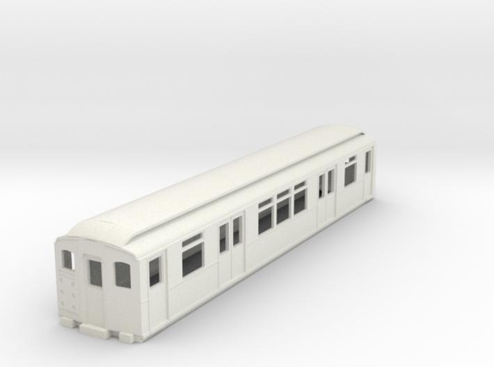 o-76-district-q35-driver-coach 3d printed