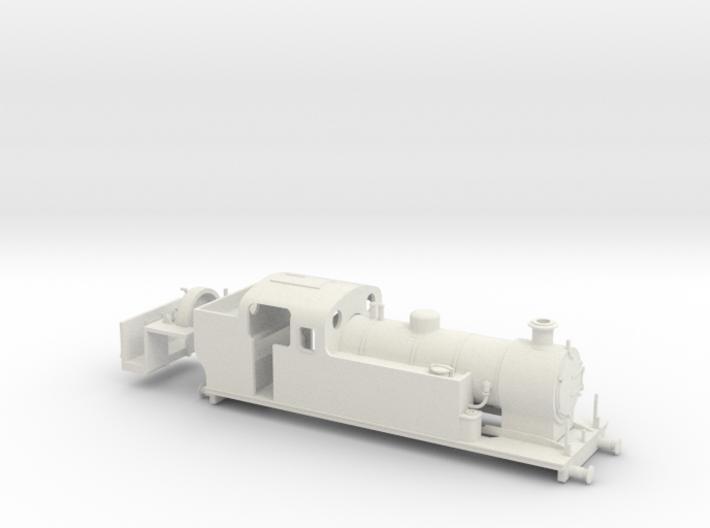 O-16.5 Maunsell Tank 1 3d printed