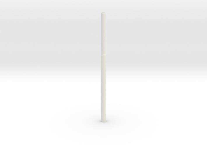 1:22,5 1556 Bovenleidingmast getrapt NL (zelfbouw) 3d printed