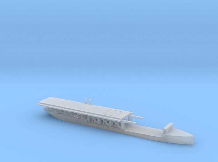 1/1800 Scale USS Langley AV-3 3d printed