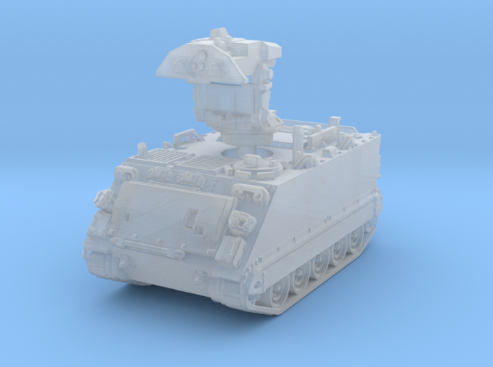 M901 A1 ITV (deployed) 1/120 3d printed