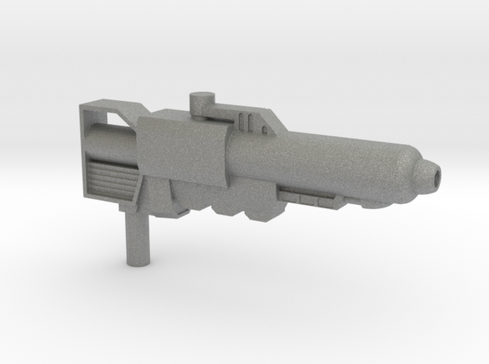 Siege Magnus Rifle 3d printed