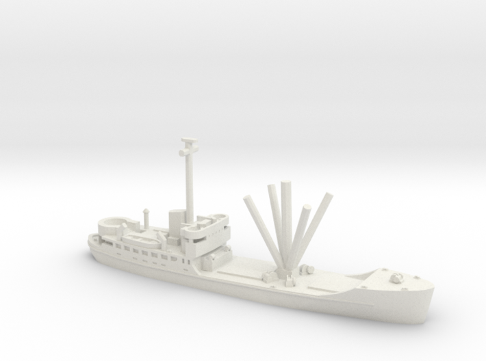 1/700 Scale AKL WW2 3d printed