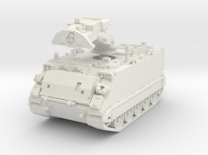 M901 A1 ITV (retracted) 1/76 3d printed