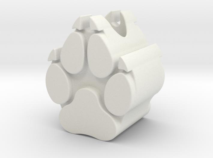 PAWPER BEAD Wolf Pack EDC 3d printed