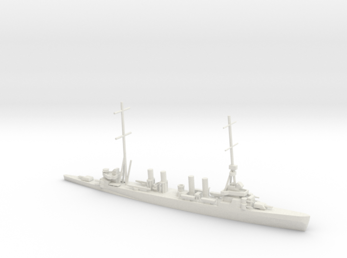 1/700 Scale USS Omaha CL-4 3d printed