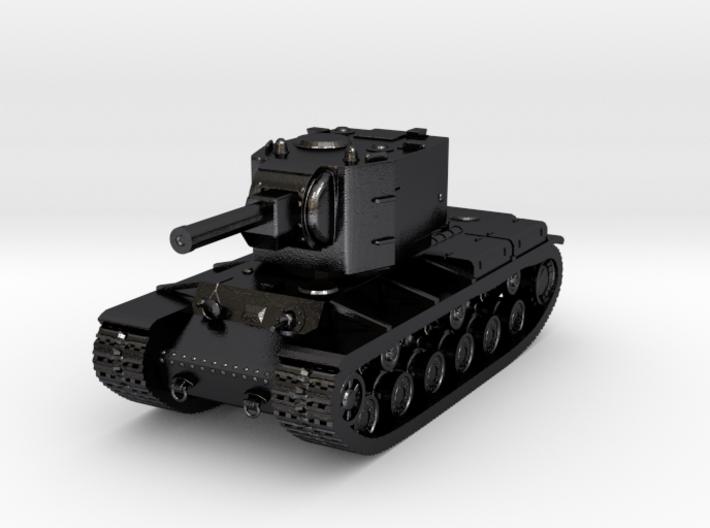 Tank - KV-2 - size Large 3d printed