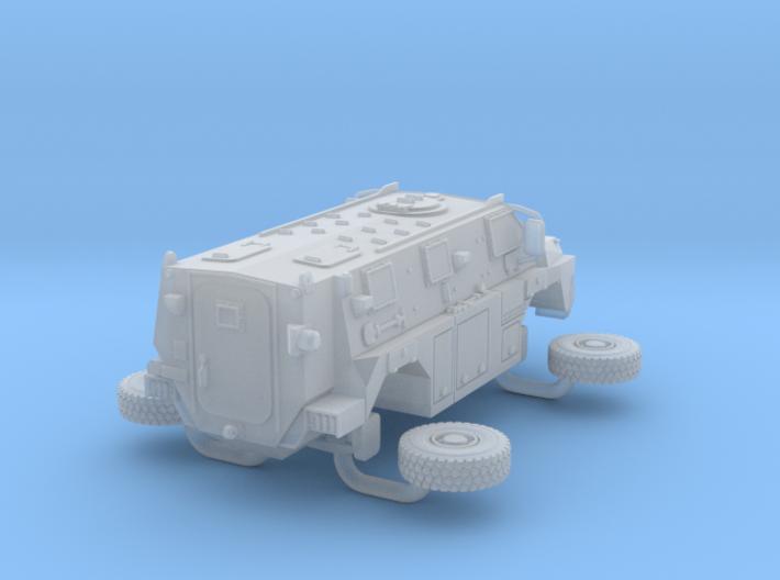 MRAP Bushmaster Scale: 1:160 3d printed