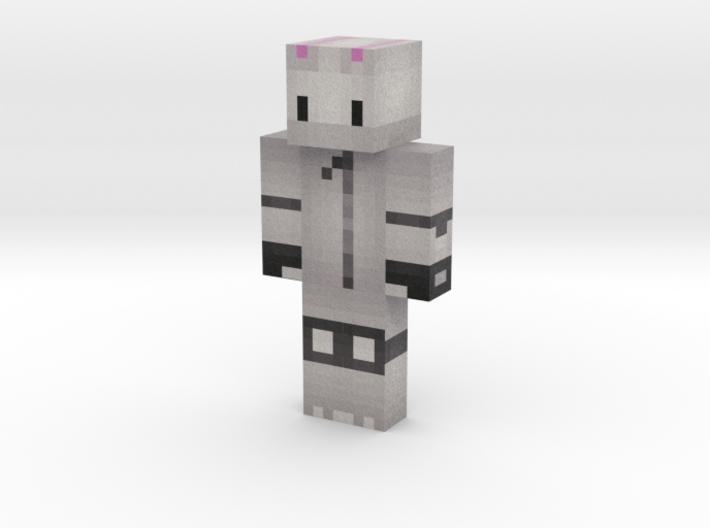 ITitouLeLapinouI   Minecraft toy 3d printed