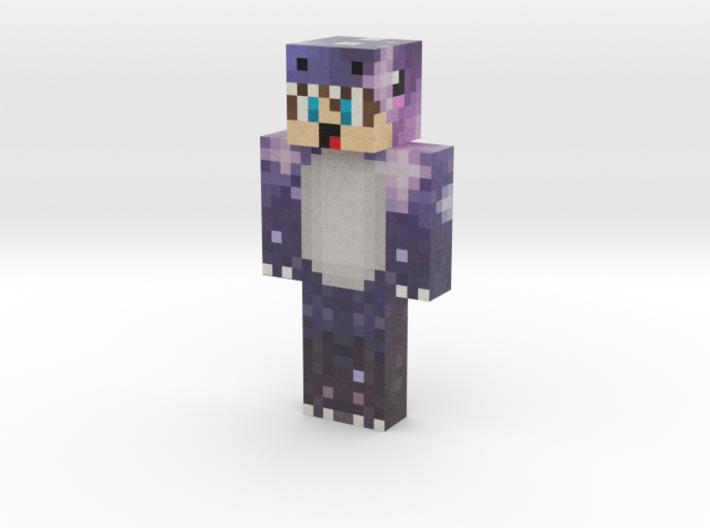 GLTACK_YT | Minecraft toy 3d printed