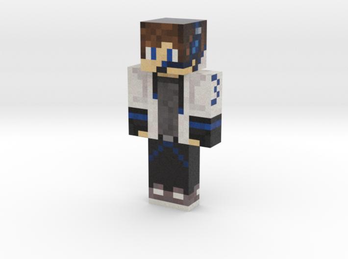 Thriplerex   Minecraft toy 3d printed