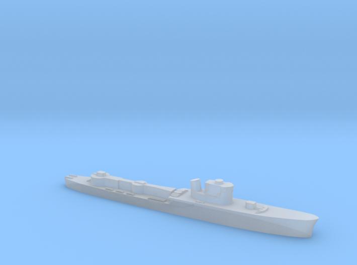 Italian Pegaso WW2 torpedo boat 1:2400 3d printed