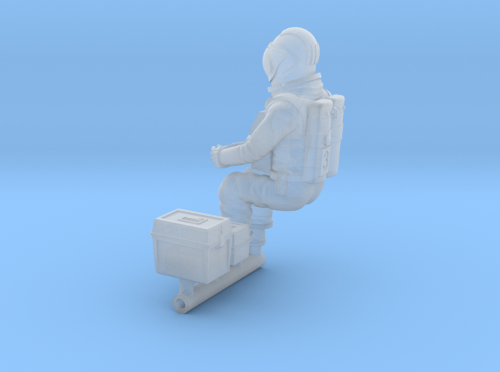 SPACE 2999 1/48 BUGGY DRIVER 3d printed