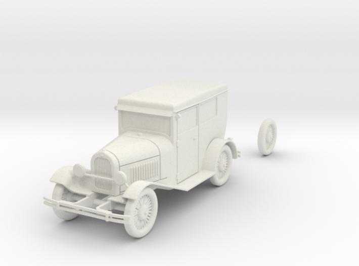 PV03 Model A Tudor (28mm) 3d printed