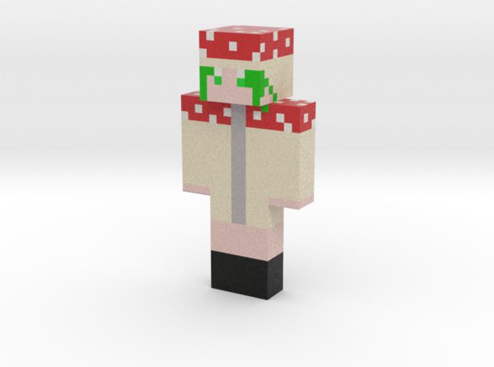 TM akakinokoparcer | Minecraft toy 3d printed
