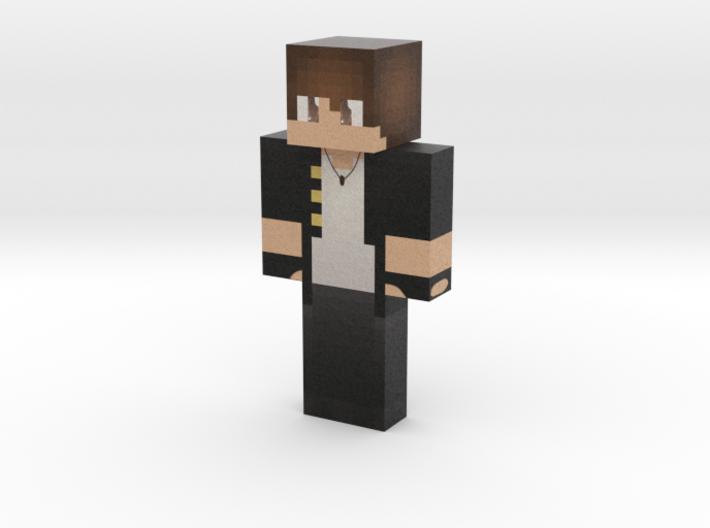 Jack_HD_1   Minecraft toy 3d printed