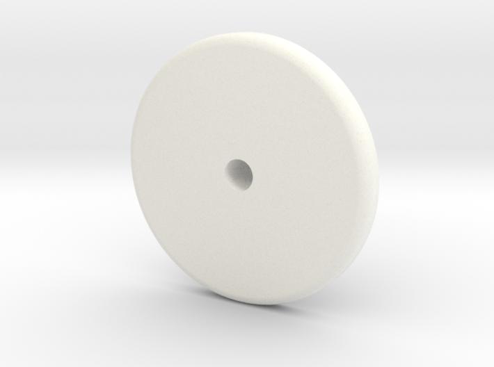 Translation Control Button Holder 1:1 Matt 3d printed
