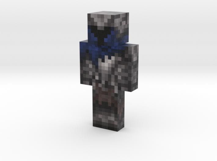 hudzell   Minecraft toy 3d printed
