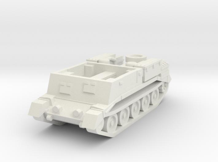 Printle Thing Crusader Gun Tractor - 1/24 3d printed