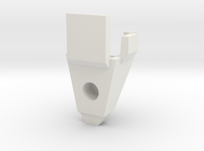 nosecone of ape 3d printed