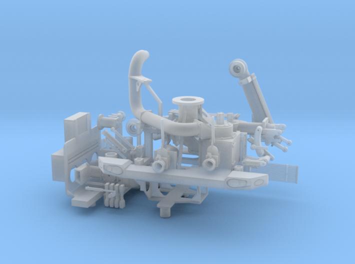 Kotte Xerion Teil 2 3d printed