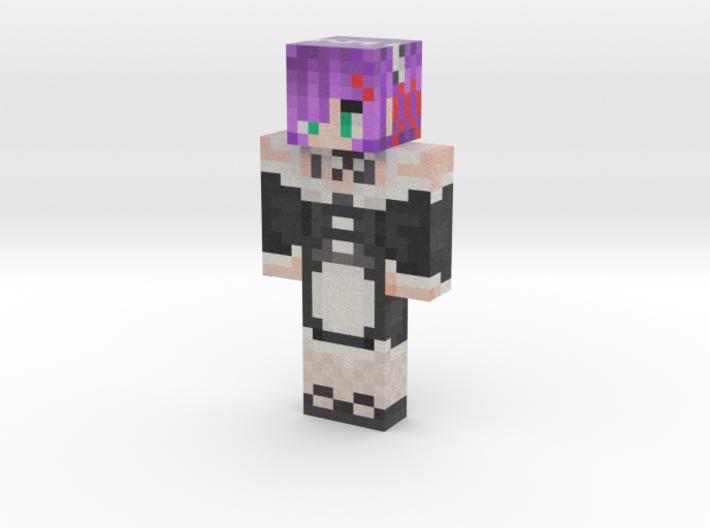 wkachuw | Minecraft toy 3d printed