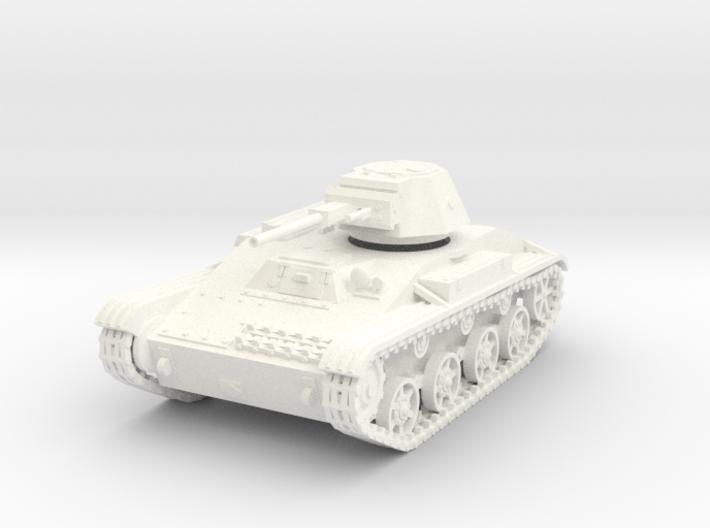 28mm T-60 tank Stalingrad 3d printed