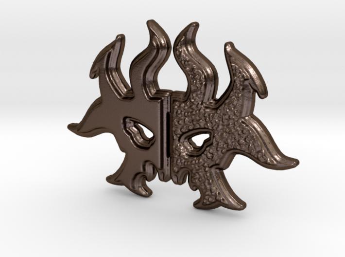 Rakdos Sigil 3d printed