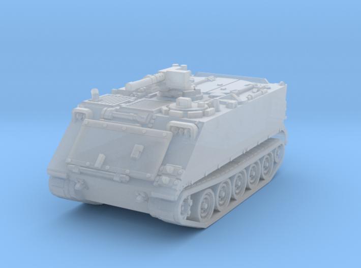 M125 A1 Mortar closed (no skirts) 1/160 3d printed
