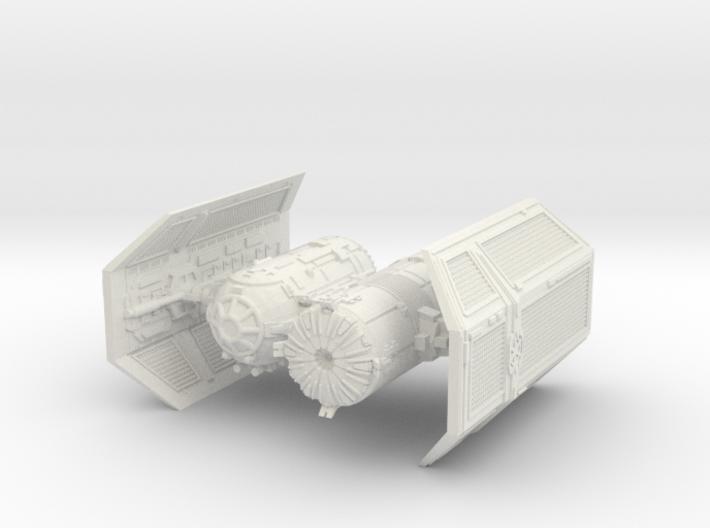 TIE Boarding Craft (1/270) 3d printed