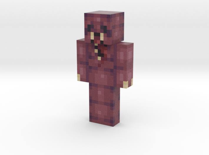 Heartz66 | Minecraft toy 3d printed