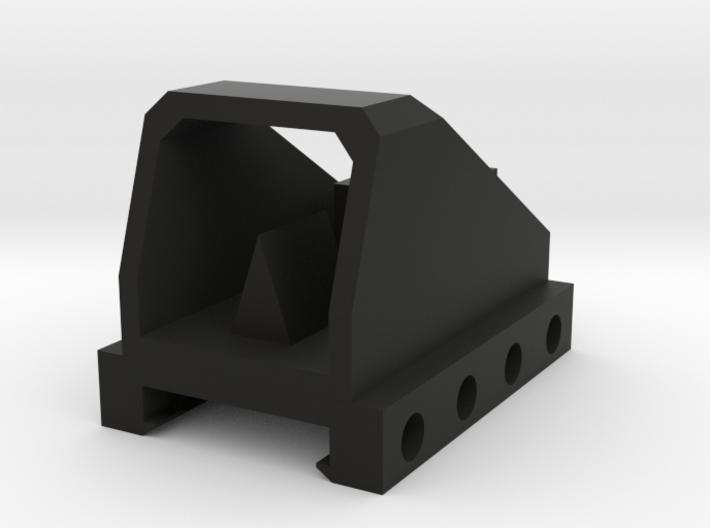 Mini Dot Sight for Nerf Rival Rail 3d printed
