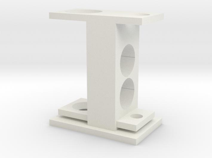 Custom Magnetic Separator Base 3d printed