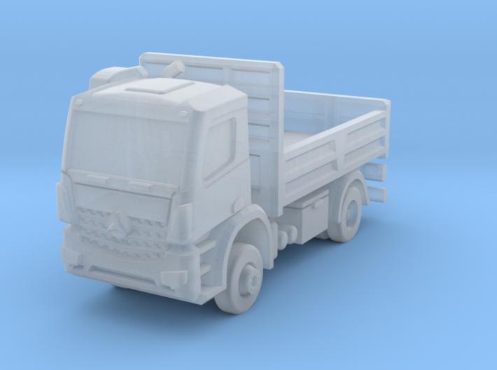 MB Arocs dumptruck 3d printed