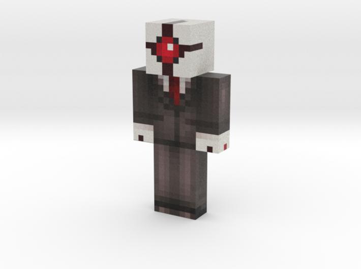 rizel67 | Minecraft toy 3d printed