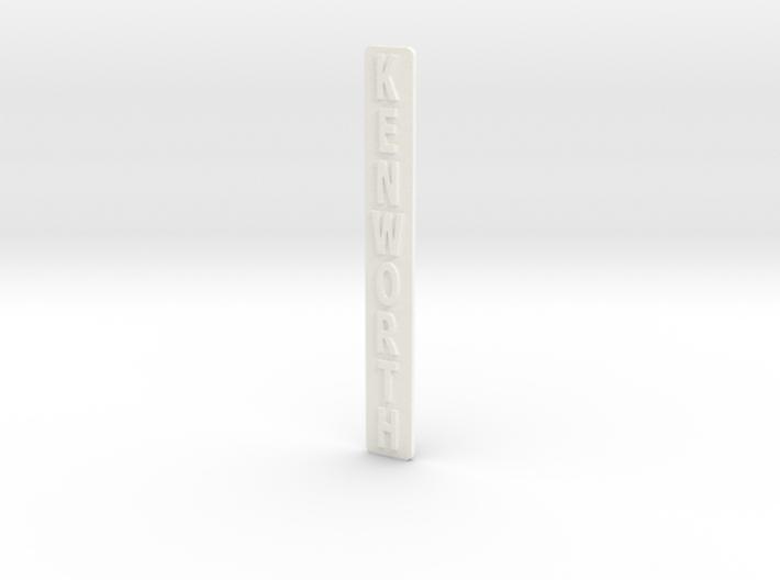 KW-strip 3d printed