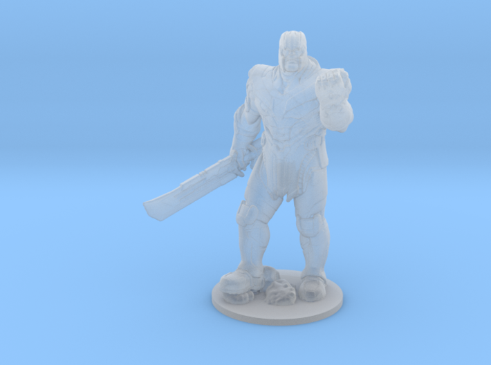 Thanos Endgame 55mm figure miniature 3d printed