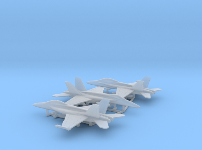 1/400 US Fighters pack 4 3d printed