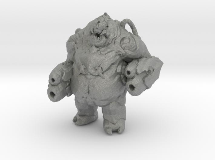 Doom Mancubus 2016 1/60 miniature games and rpg 3d printed