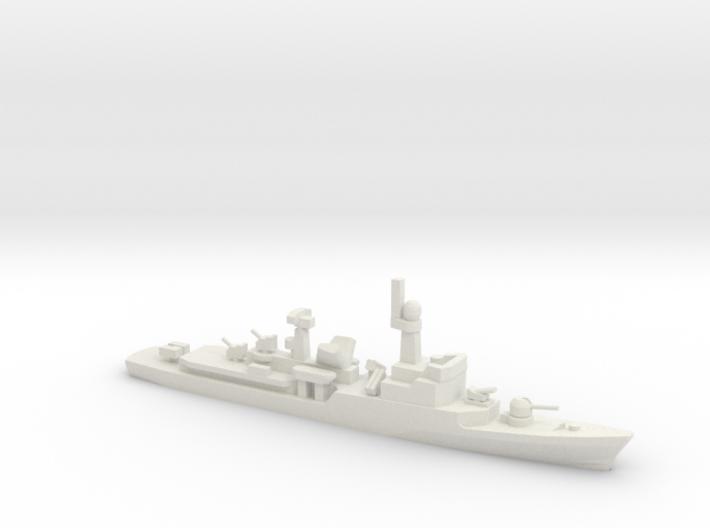 Descubierta-class corvette, 1/700 3d printed
