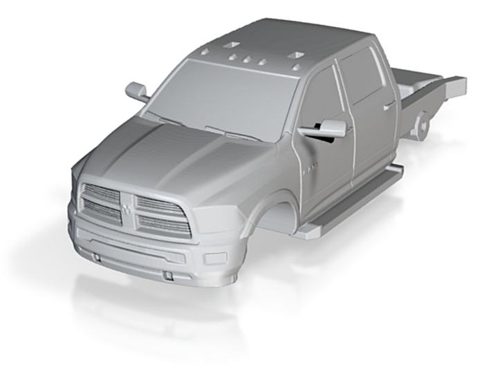 1/160 Dodge 4 Door Short Chassis 3d printed