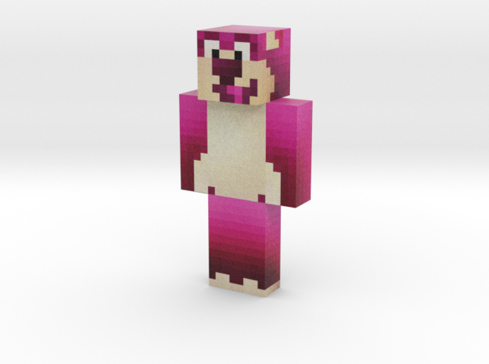 Thomasje2121 | Minecraft toy 3d printed