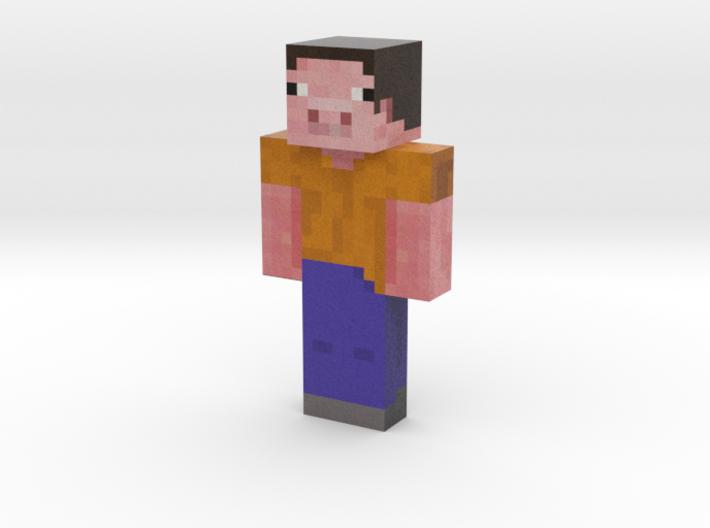 GameBenBoy | Minecraft toy 3d printed