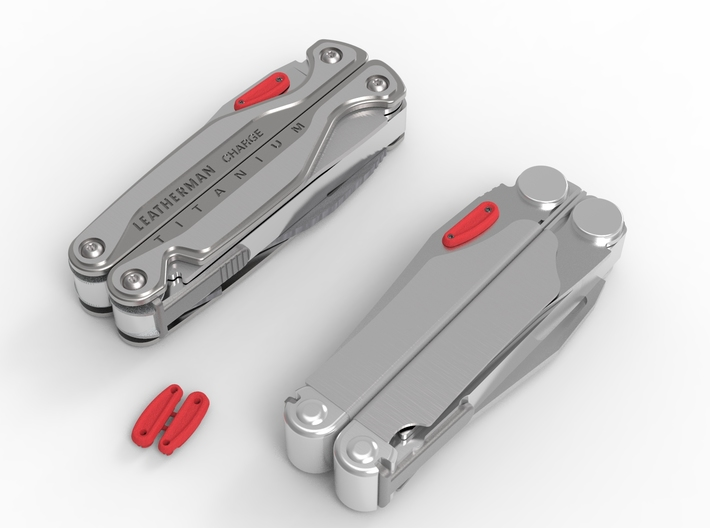 Thumb Tabs for Leatherman Wave or Charge 3d printed Fits either Wave or Charge