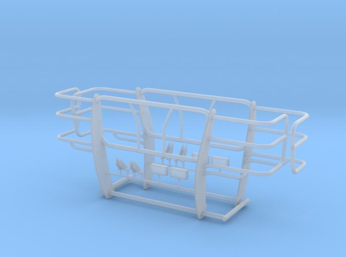 tahoe_push_bumper 3d printed
