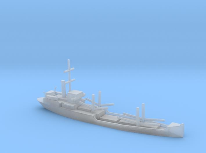 1/1800 Scale 4200 ton Steel Cargo Ship Costilla 3d printed